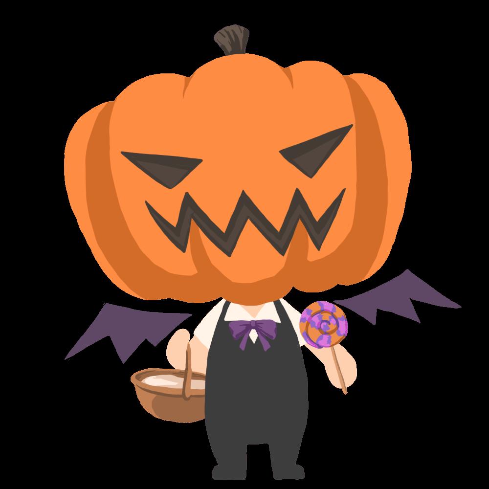おばけかぼちゃくん