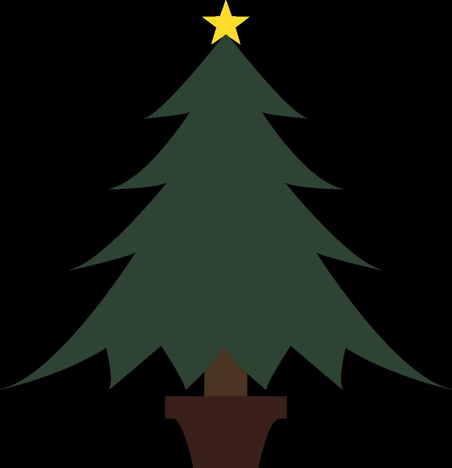 おしゃれなクリスマスツリー